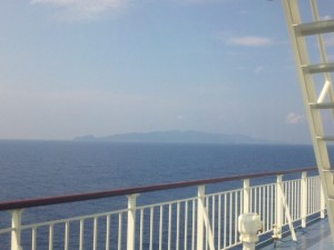 船からの景色2