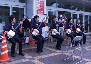 津軽三味線ライブ