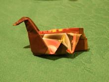 箸置きの鶴